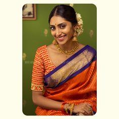 Classic Silk Sarees That You Can't Resist Buying Mysore Silk Saree, Silk Sarees, Saris, Red Saree, Saree Look, Sarees For Girls, Saree Jewellery, Silk Saree Blouse Designs, Saree Photoshoot