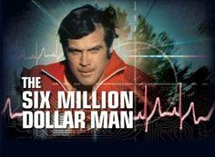 L'Homme qui valait trois milliards (The Six Million Dollar Man) (Série 1974)