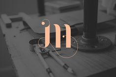 This is my second attempt at a self-branding project, consisting of a personal logo and mock-ups of different applications. My inspiration for this has been calligraphy, something I got into in the last few months. My initial (M) has been made with a ty…