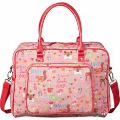 0b7754ed8c2 Oilily luiertas. See more. Diaper bag girls-happy to be me print pink $89.90