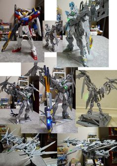 Custom Build: MG 1/100 Wing Gundam Proto Zero ~ DIABOLUS ~ - Gundam Kits Collection News and Reviews