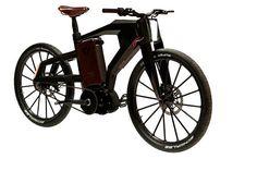 E-Bike BlackTrail von PG-Bikes ... UrbanBIKING Elektro-Motorrad Elektrofahrrad