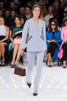 Défile Christian Dior Prêt-à-porter Printemps-été 2015 - Look 23
