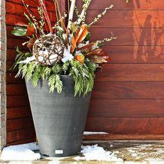 Veradek Kobo Round Planter