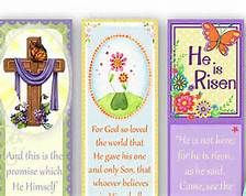 Printable Religious Bookmarks - Bing images