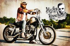 Thunderbike Knockout Making Of Meik's Shovel. Back to the Roots - vom Evolution motor zum Old School Shovel.