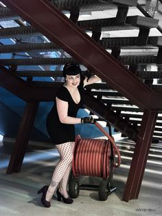 My PIN UP. Makeup and photo Windmill Southwester Black Lace Gloves, Fishnet Stockings, Getting Wet, Windmill, Malta, Gym Bag, Pin Up, High Heels, Photoshoot