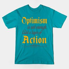 Optimism is not enough by BethStansfield