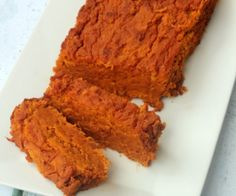 Sweet Potato Bread, a grain-free recipe to get some healthy carbs! great for athletes post-workout.