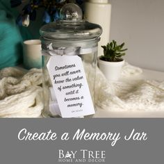 Create a Memory Jar {Free Printable} Keep those special moments saved with our creative memory Jar