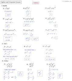 Math Plane Algebra Ii Preview