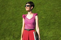 Violaine Bernard, Velour Magazine | Street Peeper | Global Street ...
