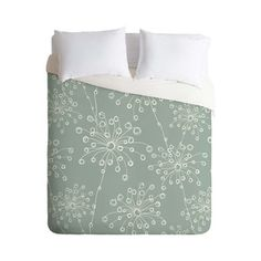 Dandelion Duvet Cover - I think I may need this.