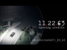 11.22.63 Opening credits Opening Credits, See Movie, Title Sequence, Motion Design, Motion Graphics, Cinematography, Old And New, Videos, Film