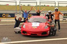 """""""Da série melhores momentos de 2013: uma volta de Ferrari em Modena"""" by @Alexandra Aranovich"""