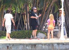 Vivienne O'Donnell and Michelle Round Photo - Rosie O'Donnell Take Her Family and Freinds Boating