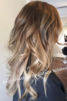 Curly Dark Blonde Hair picture2