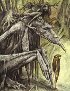 PixieWinks From Brian Froud's new book, Trolls. ~Faeries tell us that small things can hold great truths ~Brian Froud Brian Froud, Dragons, Toby Is A, Elfa, The Dark Crystal, Architecture Tattoo, Fairy Art, Magical Creatures, Linocut Prints