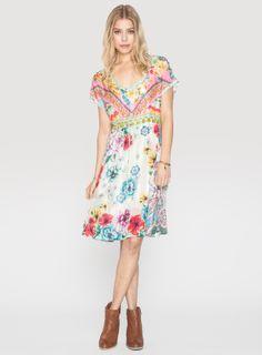 Johnny Was: Nanette Dress