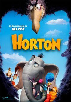 Horton, un elefante, es el único animal capaz de escuchar señales de vida provenientes de una mota de polvo. El resto de animales creen que está loco y quieren destruir la mota de polvo. Pero Horton se mantiene en defensa del pequeño poblado.