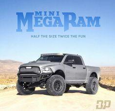 Mini Mega ram runner ecodiesel