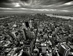 New York, my new stomping grounds