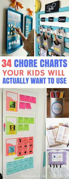 Finally a way to motivate my kids to do their chores without a fight!