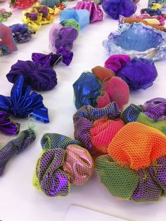 """Résultat de recherche d'images pour """"designer textile experimentation surface"""""""