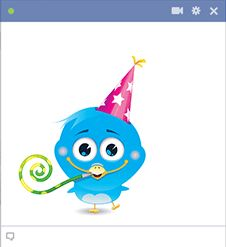 Post This Cute Icon To Wish Your Facebook Friend A Happy Birthday