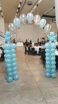 Ballon Decorations, Baby Shower Decorations, Balloon Columns, Balloon Arch, Baby Balloon, Balloon Ideas, Little Star, Baby Decor, Holidays And Events