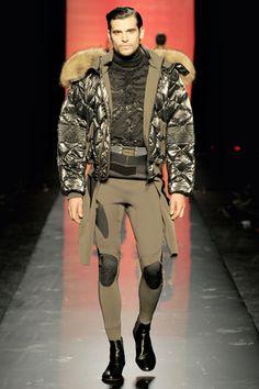 Jean Paul Gaultier Fall 2011 Menswear