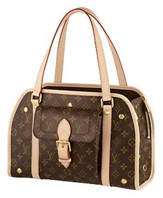 Louis Vuitton Baxter PM Dog Carrier $1920