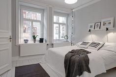+minimalizmi +sznur lamp +szare ściany