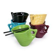 Buddha Bowl Original Udon Noodle Ramen Bowl Ceramic Chopsticks Big Mug (Tofu - White) Ramen Bowl, Noodle Bowls, Ceramic Bowls, Stoneware, Udon Noodles, Kitchen Sale, Buddha Bowl, Pacific Blue, Chopsticks