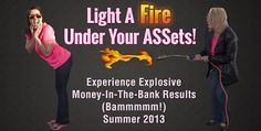 """Win free tickets to our Live """"Light A Fire Under Your ASSets!"""" event and 6 months Business coaching for Women Entrepreneurs .  Enter here:  https://www.facebook.com/ShowcasingWomen/app_102068836552678"""