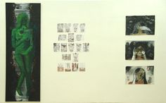 Exhibition.1 Main Theme, Photo Wall, Ink, Frame, Pattern, Picture Frame, Photograph, Patterns, India Ink