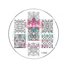 Emily De Molly Stamping Plate 09