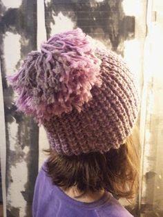 La Récréation d Agnès  Bonnet enfants Comment Tricoter Un Bonnet, Apprendre  À Tricoter 224f0aa0ab6