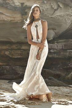 Moonlight Magic | Rue De Seine Wedding Dress Collection
