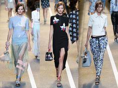 Fendi catwalk, Milan Fashion Week