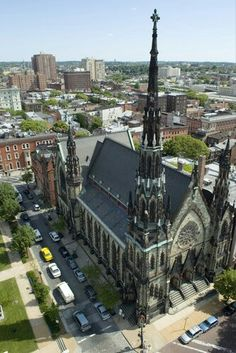 Baltimore, MD The Churches are spectacular!
