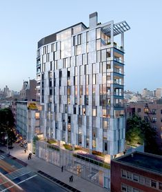 Glassy One Vandam Will Land in Soho, Begin Sales this Fall - Mindboggling Reveals - Curbed NY