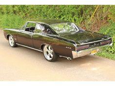 1966 Pontiac GTO 400 V8 Black Beauty