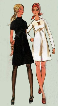 1960s Vintage Sewing Pattern Butterick 5942 MOD by sandritocat, $10.00