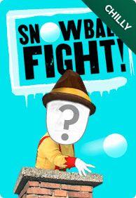 Snowball Fight - Starring You! by JibJab