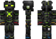 Microsoft X-Box Minecraft Skin