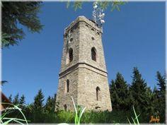 Lookout Tower, Tower Bridge, Czech Republic, Towers, Castles, Building, Travel, Viajes, Tours