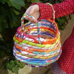 Plastieken zakken recycleren