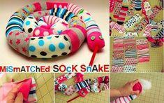 15 nápadov, ako si s deťmi vyrobiť zvieratko z ponožky