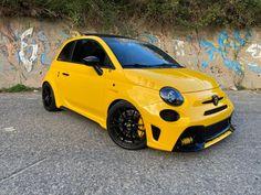 Fiat 500c, Fiat Abarth, Lamborghini, Ferrari, My Dream Car, Dream Cars, Automobile Companies, Car Goals, Car Illustration